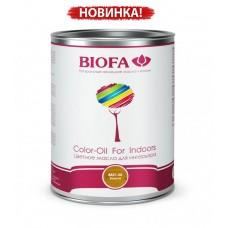 8521-02 Цветное масло для интерьера Color-Oil For Indoors. Золото.