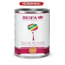 8521-03 Цветное масло для интерьера Color-Oil For Indoors. Бронза.