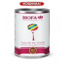 8521-04 Цветное масло для интерьера Color-Oil For Indoors. Медь.