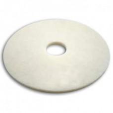 Скотч-Брайт белый, круглый, D410 mm