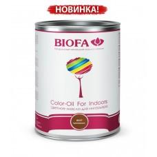 8521-05 Цветное масло для интерьера Color-Oil For Indoors. Циннамон.